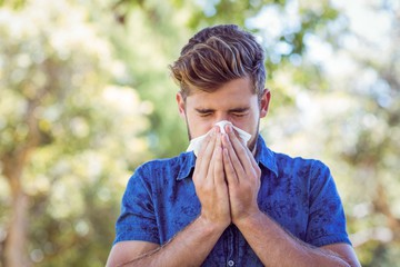 Chiropractic care for allergies in Lithia